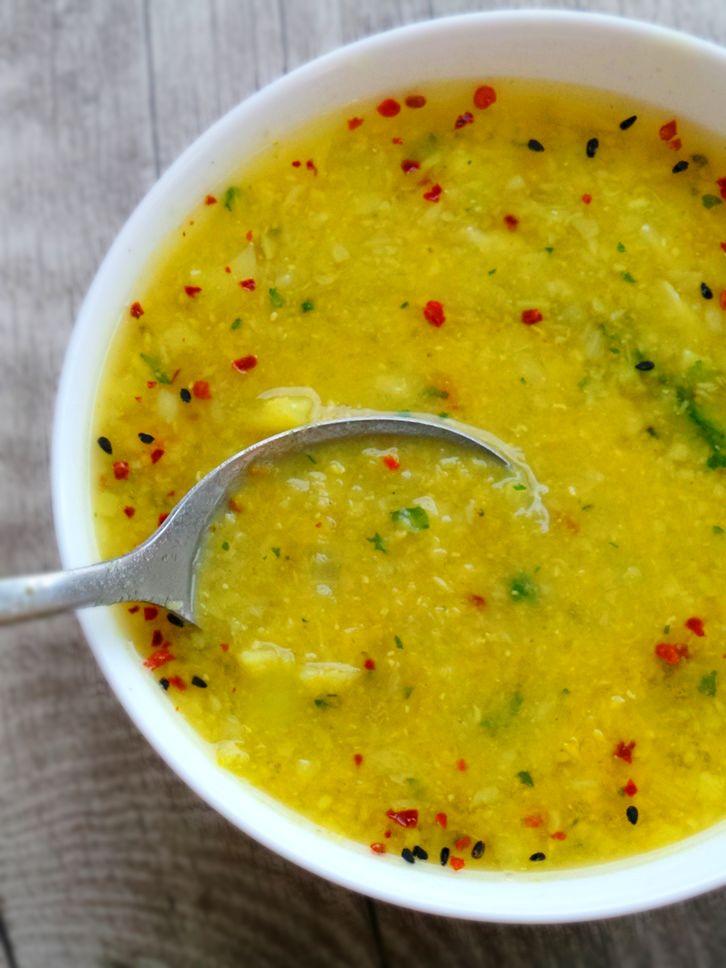 Broccoli And Red Lentil Detox Soup Beauty Bites