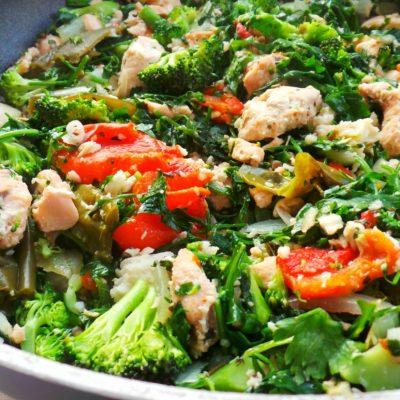 Flavorful Fish Wraps Recipe