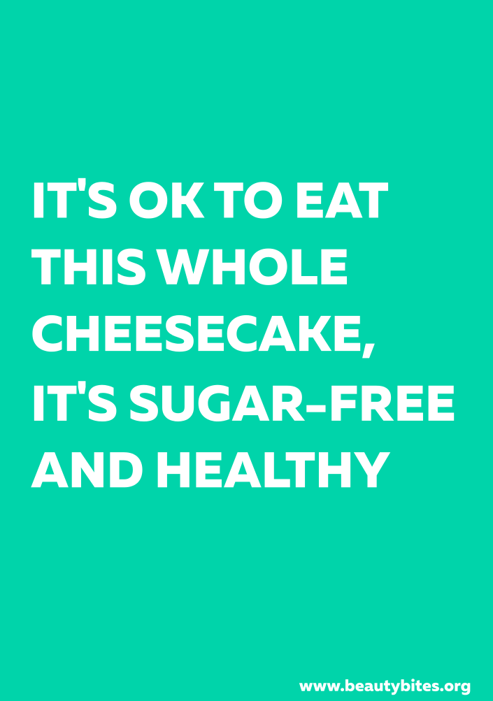 excuses for not eating healthy