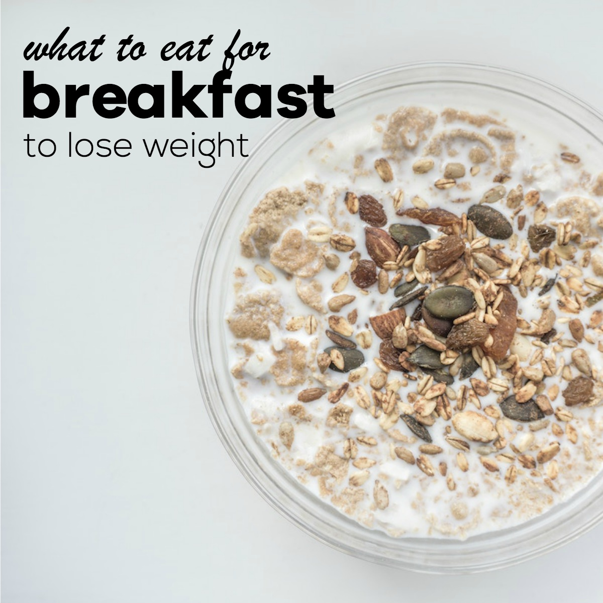 Does Breakfast Make You Fat? What to eat for breakfast to ...