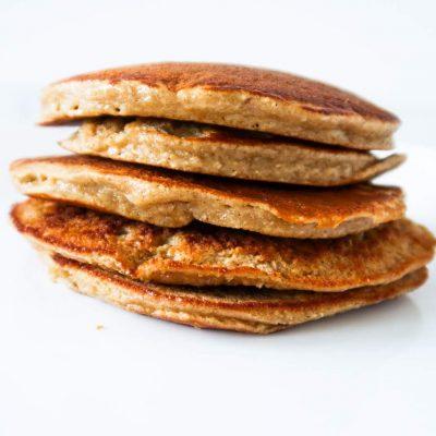 Oatmeal pancakes | clean eating food swaps