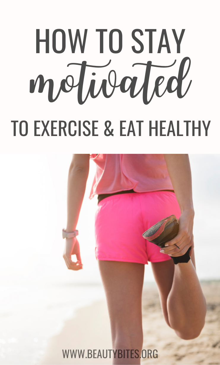 Fitness motivation - how to stay motivated to exercise and eat healthy! If you can't seem to find workout motivation or to get motivated to lose weight and eat healthy you need to keep these 5 things in mind…these are simple mindset shifts that can change a lot!