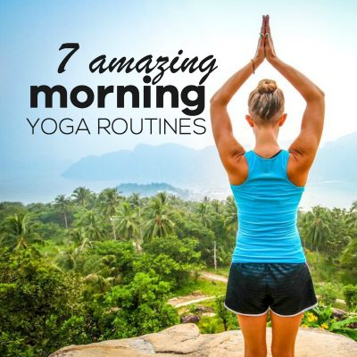 These 10-minute morning yoga videos will help you get out of bed every day of the week