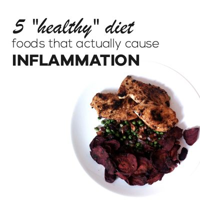 5 Inflammatory Foods You Should Never Eat