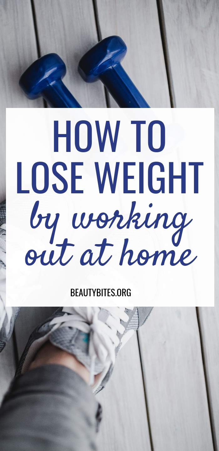 How to work out at home to lose weight and get fit without a gym membership! These tips will help you stay motivated to reach your weight loss goal while saving time and money!