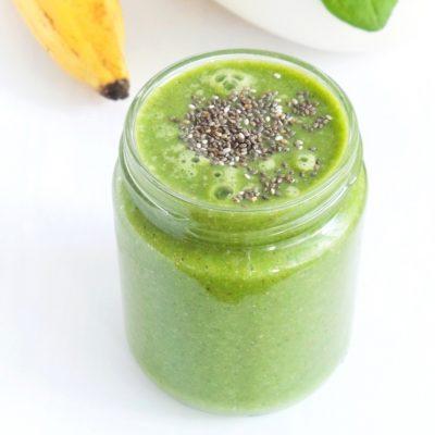 Tasty & Simple Green Smoothie
