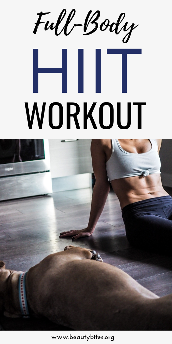 Full-Body HIIT workout you can do at home or at the gym! Remember to record your time and to track your progress! Add this to your exercise routine 2-3 times a week for fast results!