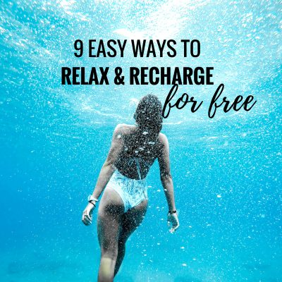 Reduce stress naturally with these self-care tips! | www.beautybites.org