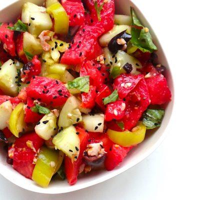 Tomato Cucumber Salad – A Special Recipe