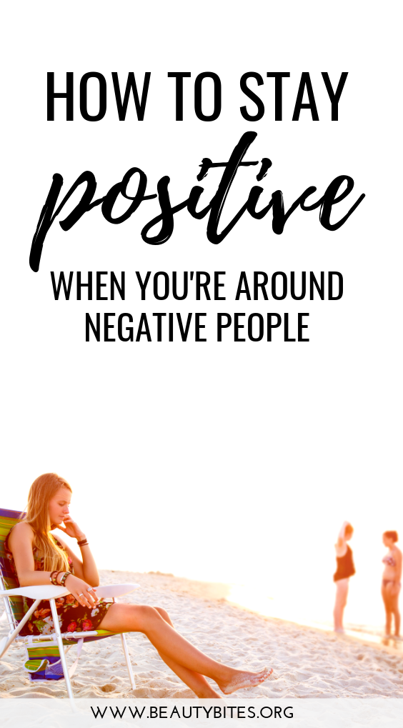 11 tips to stay positive when everyone else is negative! Start these healthy habits to be a happier and more positive person!