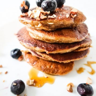 Apple Pancakes With Oats – Healthy & Easy Breakfast Recipe