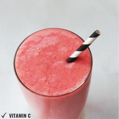 Strawberry Smoothie Recipe Without Banana