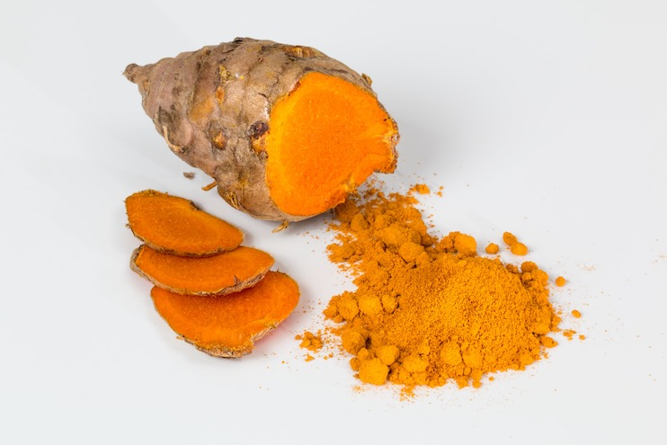 Turmeric anti-inflammatory food