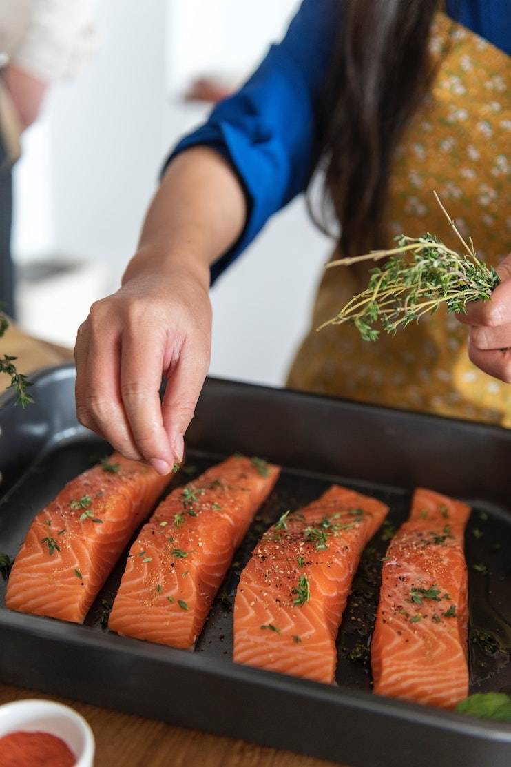 salmon anti-inflammatory foods