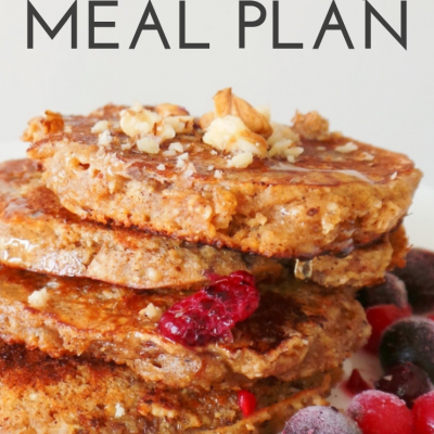 Healthy Meal Plan | 7-Day Challenge #2