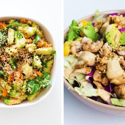 12 Healthy Salad Recipes You'll Love