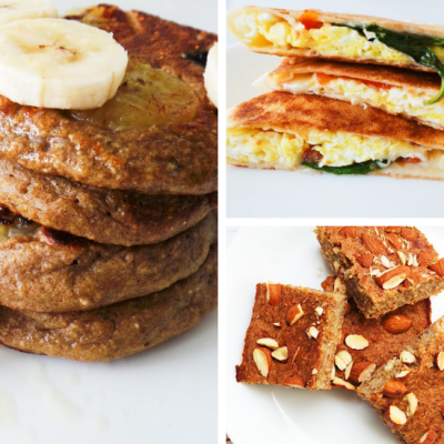 23 Easy Healthy Breakfast Recipes To Eat On The Go