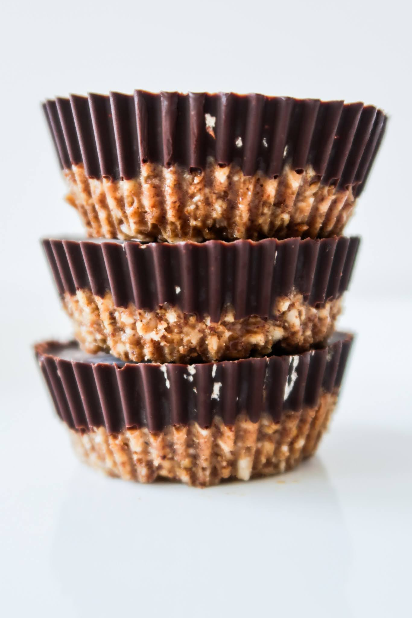 peanut butter chocolate cups breakfast