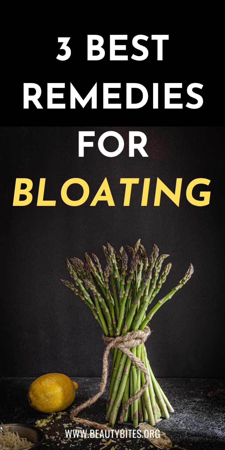 How to get rid of bloating? If your belly's feeling bloated, you'll find relief for your digestive issues with these natural remedies for bloating - best foods to eat, exercises to do and more.