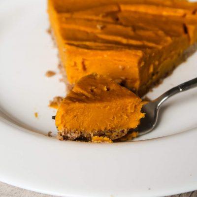 Healthy Paleo Vegan Butternut Squash Pie