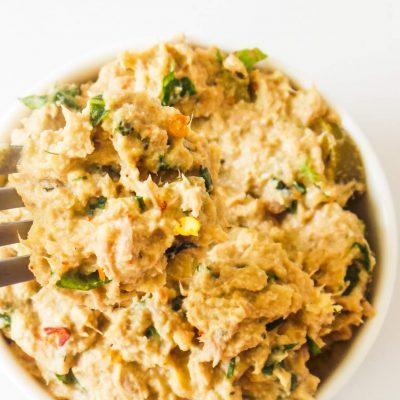 Dairy Free Gluten Free Tuna Salad Recipe
