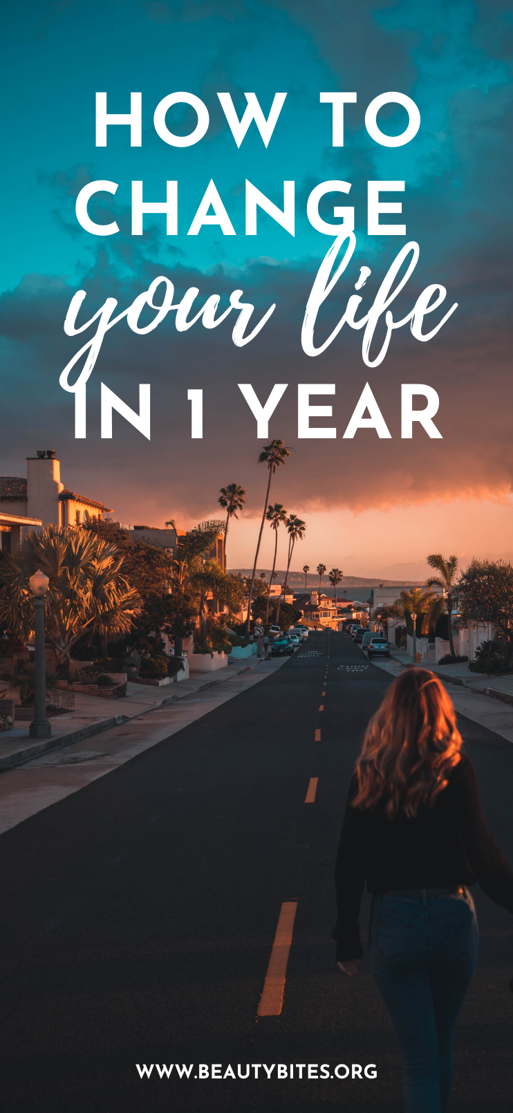 How to change your life in a year? 6 tips that have helped me develop the daily habits and routines that helped me change everything in my life - health and fitness, income, relationships...Achieve your goals and New Year's resolutions with these tips.