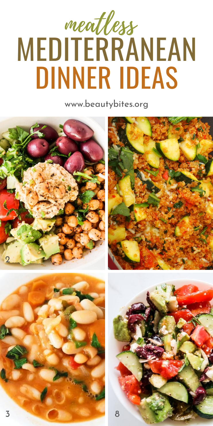 If you're wanting to lose weight and looking for some exciting new and delicious healthy dinner ideas, start your clean eating journey with these delicious healthy gluten free Mediterranean diet recipes that you can make in 30 minutes or less!