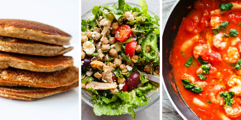 7-Day Mediterranean Diet Meal Plan with grocery list