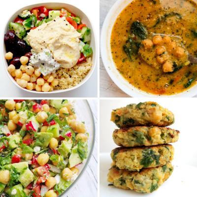 27 Healthy Easy Chickpea Recipes Ready In 20 Minutes