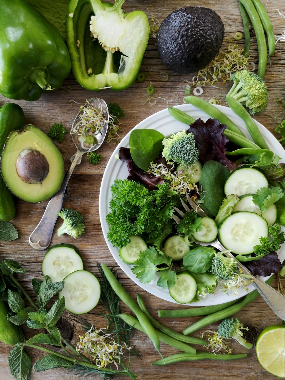 best foods low glycemic diet